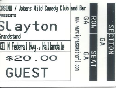 slayton